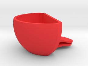 Sauce Holder Chatni Holder in Red Processed Versatile Plastic
