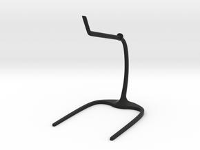 200mm Rocinante Stand - Horizontal in Black Natural Versatile Plastic