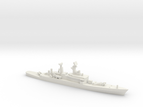 Leahy-class cruiser (1980), 1/2400 in White Natural Versatile Plastic