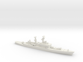 Leahy-class cruiser (1961), 1/2400 in White Natural Versatile Plastic