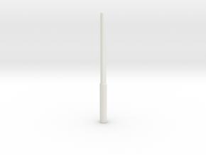 Bander Spike in White Natural Versatile Plastic