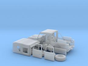 LRS-ANIBAL-LONA-H0-Mej in Smooth Fine Detail Plastic