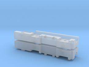 Doppelgetriebe 15.5mm 19z in Smoothest Fine Detail Plastic