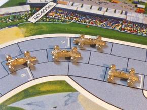 Formula 1 Miniatures - 1962 in Stainless Steel