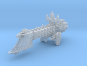 Stalwart Light Cruiser in Smooth Fine Detail Plastic