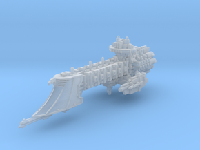Doubtless Light Cruiser in Smooth Fine Detail Plastic
