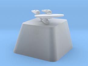 Enterprise Cherry MX Keycap in Smooth Fine Detail Plastic