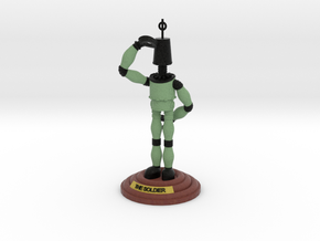 boOpGame Shop - The Soldier in Full Color Sandstone