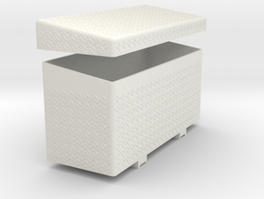 Assy-T-box in White Natural Versatile Plastic
