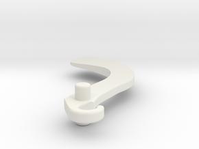 Part 2 - Knife (14 needed) in White Natural Versatile Plastic