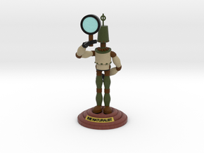 boOpGame Shop - The Naturalist in Full Color Sandstone