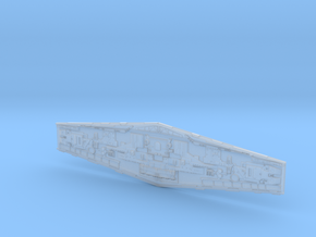 1/2700 Devastator Star Destroyer Bridge Face Only in Smooth Fine Detail Plastic