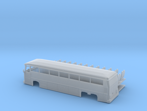 1/160  MCI MC 12 Coach Kit in Smooth Fine Detail Plastic