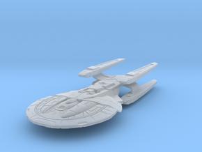 Austin Class A  BattleShip in Smooth Fine Detail Plastic