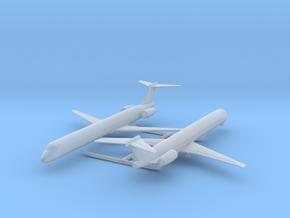 1/700 MD-90-30 w/Gear x2 (FUD) in Smooth Fine Detail Plastic