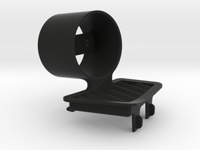 RHD E9X Gauge Pod in Black Natural Versatile Plastic