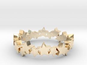 Stellar Ring in 14K Yellow Gold: 4 / 46.5