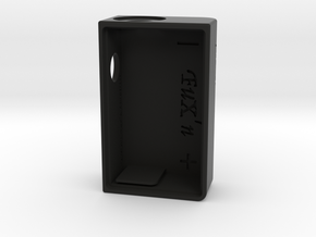FuX'n Mods body (enclosure) in Black Natural Versatile Plastic