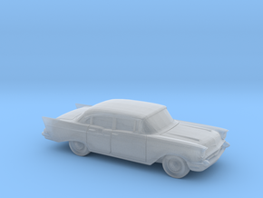 1/220 1957 Chevrolet One Fifty Sedan in Smooth Fine Detail Plastic