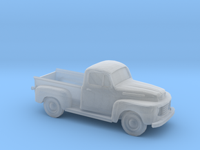 1/220 1948-52 Ford Pickup in Smooth Fine Detail Plastic