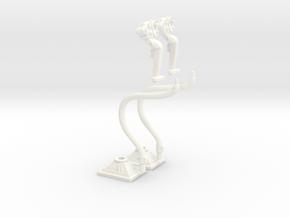 1.4 cycliques EC145/135 in White Processed Versatile Plastic