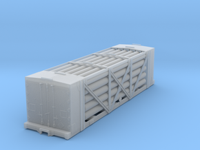 Helium ACF with roof support in Smooth Fine Detail Plastic