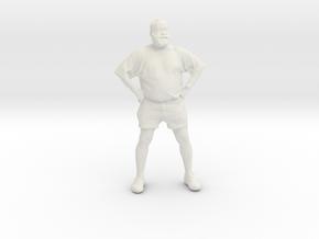 Printle L Homme 143 - 1/32 in White Natural Versatile Plastic