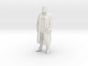 Printle C Homme 157 - 1/32 - wob in White Natural Versatile Plastic