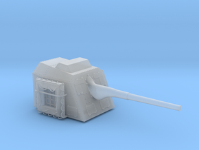 1/50 DKM 15cm 55 (5.9in) TBts KC/36 Gun in Smooth Fine Detail Plastic
