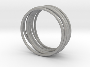 Complex Ring in Aluminum