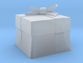 giftbox cherry MX keycap in Smoothest Fine Detail Plastic