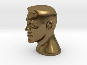 Movie Idol in Natural Bronze