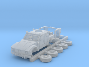 1/200 Oshkosh M-ATV MRAP in Smooth Fine Detail Plastic