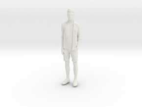 Printle C Homme 137 - 1/20 - wob in White Strong & Flexible