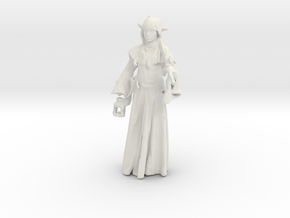 Printle C Femme 457 - 1/32 - wob in White Natural Versatile Plastic