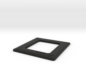 Camber Gauge 1°/1,5°/2° in Black Natural Versatile Plastic