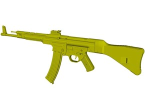 1/25 scale SturmGewehr StG-44 assault rifle x 1 in Smooth Fine Detail Plastic
