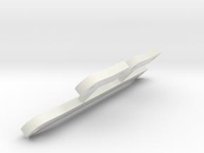 Liebherr 81K tower Tie Bars in White Natural Versatile Plastic
