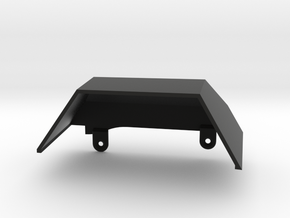CMAX Comanche Front Left Inner Fender in Black Natural Versatile Plastic