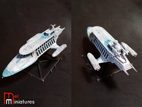 """SoroSuub Yacht 3000 """"Lady Luck"""" 1/270 in White Strong & Flexible"""