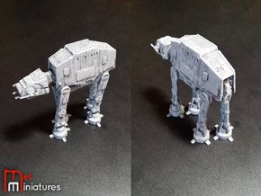 AT-AT 1/270 in White Strong & Flexible