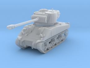 DW20B M4 90V Medium Tank (1/100) in Smooth Fine Detail Plastic