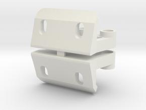 MYK-3TX003 XMAXX Light Bar Roof Mount in White Strong & Flexible