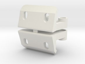 MYK-3TX003 XMAXX Light Bar Roof Mount in White Natural Versatile Plastic