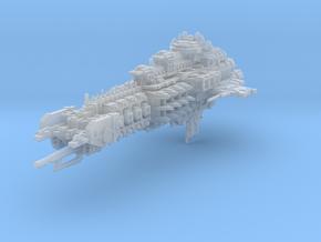 Valkyrie Battlecruiser in Smooth Fine Detail Plastic