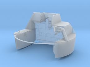 CM side displays-cutaway version in Smooth Fine Detail Plastic