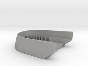 BoostedBoardV2_skid_plate in Aluminum