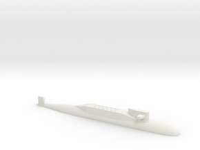 PLA[N] 094 SSBN, 1/1250 in White Natural Versatile Plastic