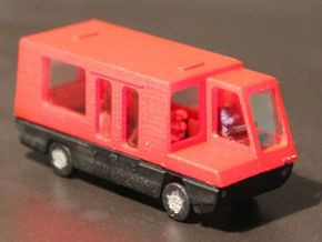 Steyr Citybus in Frosted Ultra Detail