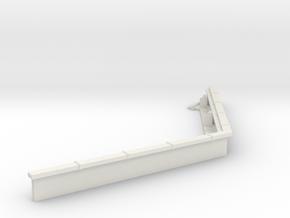 HOea431 -  Architectural elements 5 in White Natural Versatile Plastic